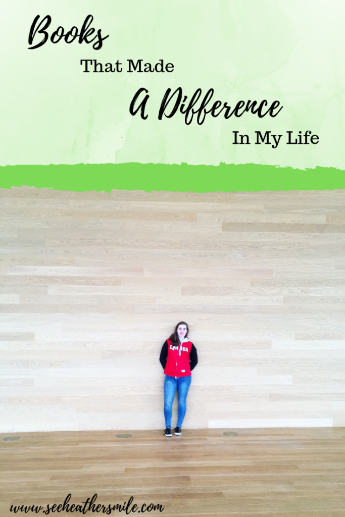 see heather smile, books, difference, impact, life, influence, wood, red sweater