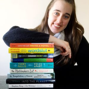 see heather smile, pile of books, book pile, to read, reading, reader, author, writer, writing,