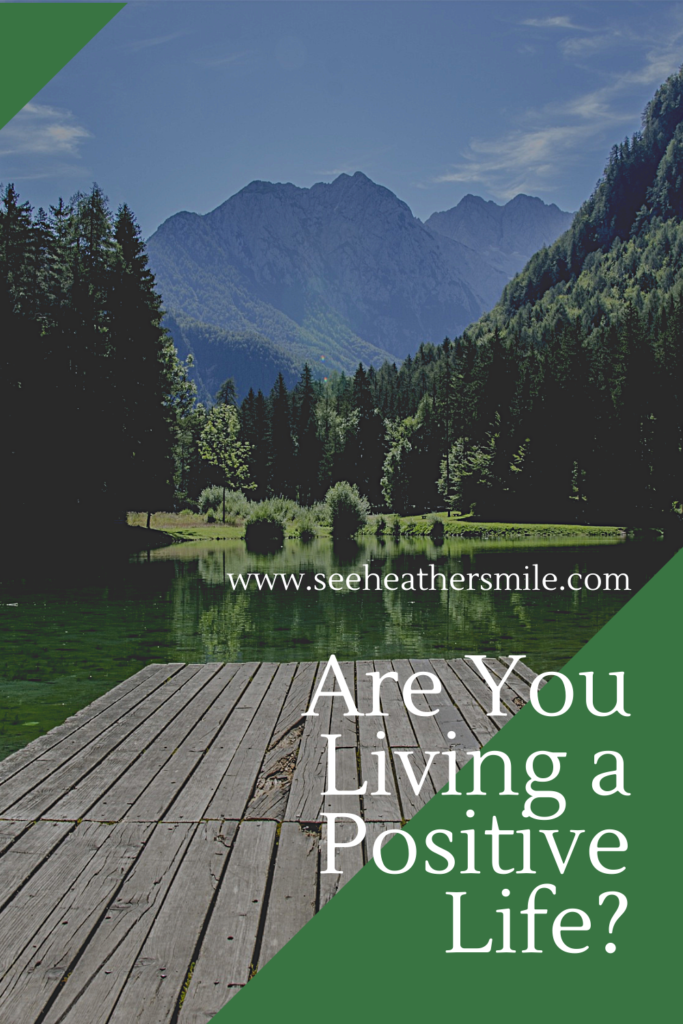 see heather smile, positive life, positive living, quiz, lifestyle, wellness