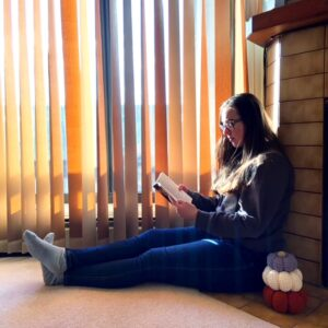see heather smile, reading, writing, author, books, fiction, pumpkins, fall