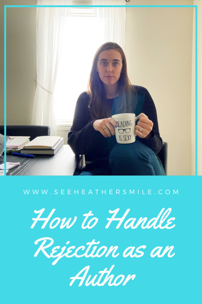 see heather smile, author, writer, fiction, books, rejection